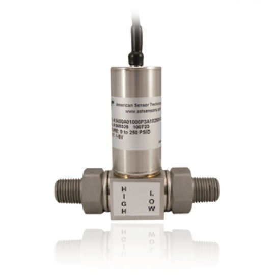 Ast5400 Wet Wet Differential Pressure Transducers